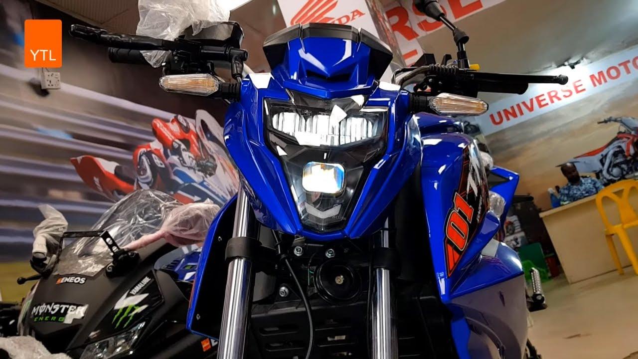 New Rocket - 01XT- 150CC - New Blue Bike 2021