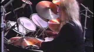 Gregg Bissonette Solo - Buddy Rich Big Band Machine
