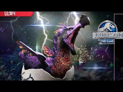 Новый БОСС ЭКСПЕРЕМЕНТАЛЬНЫЙ ВОЕННЫЙ УБИЙЦА ДИНОЗАВРОВ - ДОДО? ДОДОЗАВР? Jurassic World The Game