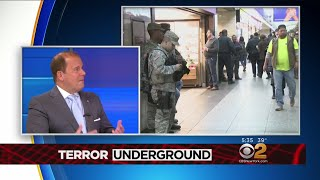 Security Expert Manny Gomez Weighs In On Attempted Terror Attack
