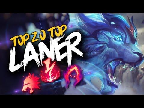 Top 20 TOP LANER Plays #17 | League of Legends thumbnail