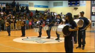 Springbrook High School 1st Annual Drumline Competition