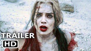 EL ESCUADRÓN SUICIDA Tráiler 2 (2021) Margot Robbie, John Cena