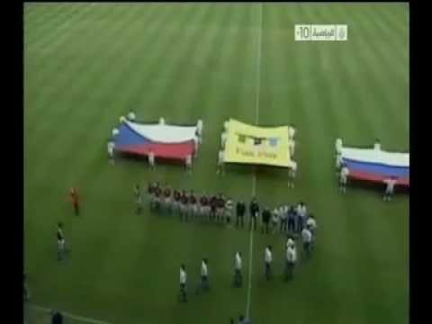 Russia 3-3 Czech Republic 1996