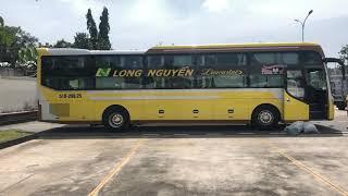 XE GIƯỜNG NẰM VIP 34 PHÒNG VIP NHÀ XE LONG NGUYỄN| xe khách Bình Đình ngày càng nâng cấp hiện đại