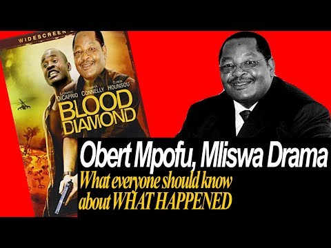 Obert Mpofu Temba Mliswa, What Everyone should know about what happened and why