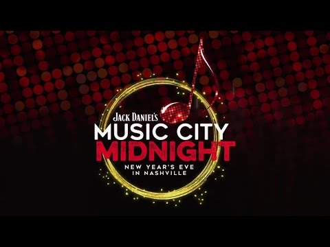 2016 Jack Daniel's Music City Midnight: New Year's Eve in Nashville