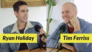 Ryan Holiday — Turning the Tables | The Tim Ferriss Show