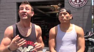 CHRIS VAN HEERDEN ON CAREER SO FAR, CALLS OUT ROBERT GUERRERO & TIPS KELL BROOK TO BEAT JESSE VARGAS