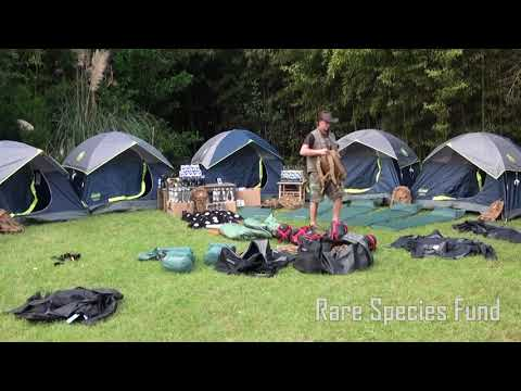 Packing Conservation Gear for Africa with the Rare Species Fund - TIMELAPSE | Myrtle Beach Safari