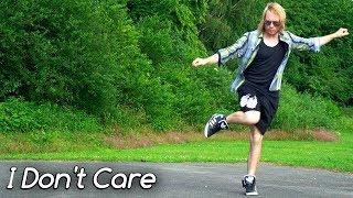 Ed Sheeran & Justin Bieber - I Don't Care (Melbourne Shuffle)