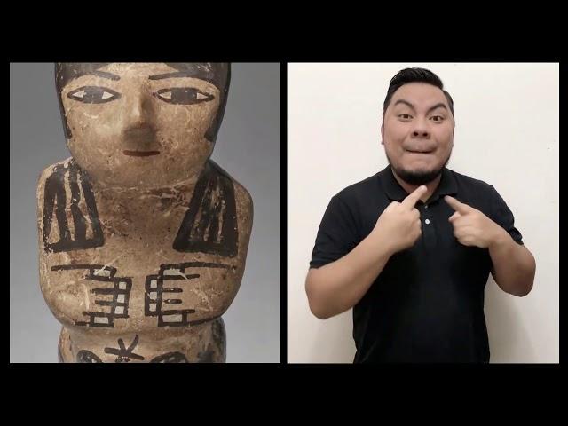 Mujer estelar Nazca: La pequeña mujer con el universo grabado