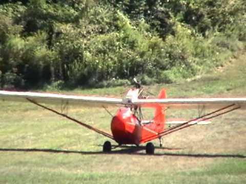 Old Rhinebeck Jamboree 2010 - Curtiss Wright Junior CW-1