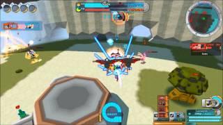 Cosmic Break - Unicorn Attack