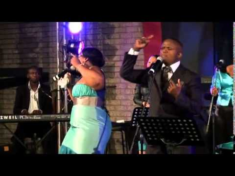 Mthunzi Namba ft Ntokozo Mbambo trust in the lord