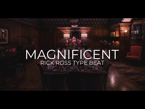 """Rick Ross type beat """"Magnificent""""      Free Type Beat 2018"""