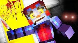 Minecraft FNAF Sister Location - MOVIE! w/ MooseCraft (Minecraft FNAF Kids Roleplay)