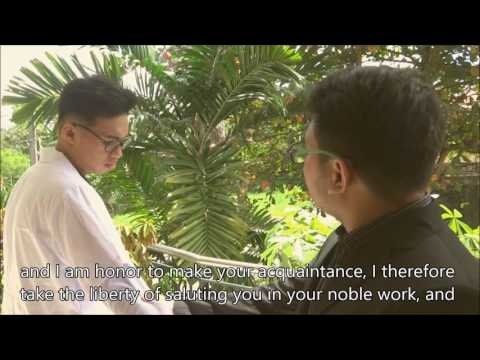 The Flying Doctor by Moliere (OLFU Antipolo -PT2Y2-2)