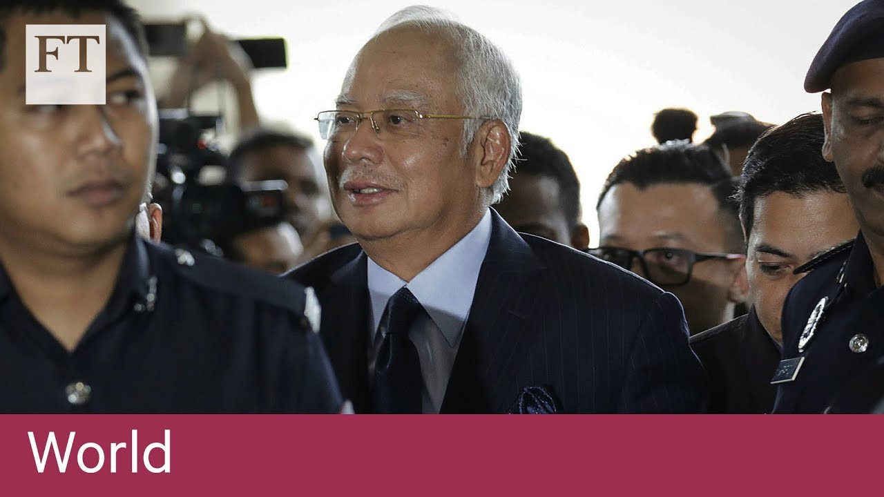 Malaysia's Najib faces more charges