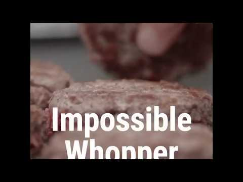 Eliseo on Y100.1 - Burger King Sells Plant-Based Whopper Impossible Whopper
