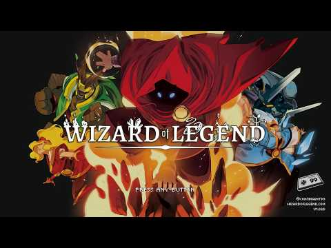Wizard Of Legend Crit Build W Stacked Up Damage Vs Master Sura Youtube