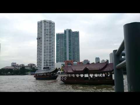 Bangkok, Thailand - Chao Phraya River (Watch The Water)