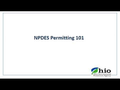 Understanding your NPDES permit – Division of Surface Water