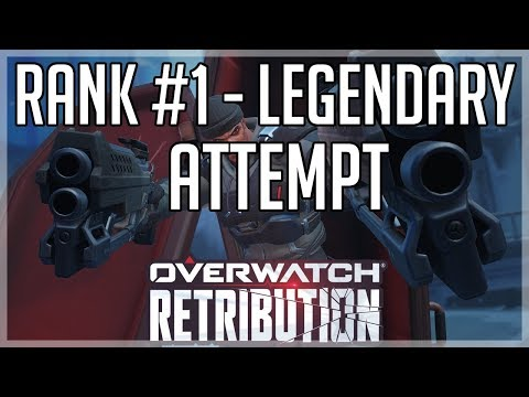 RANK 1 ATTEMPT - LEGENDARY RETRIBUTION