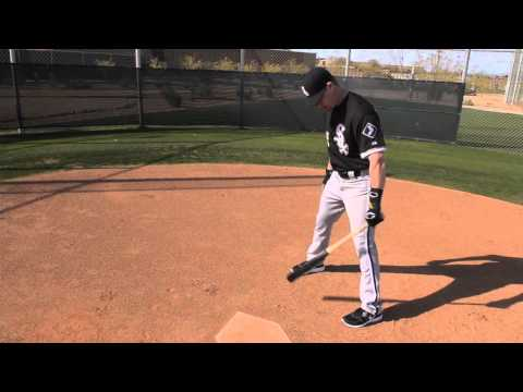 Gordon Beckham's Approach to Hitting