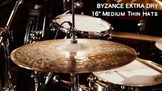 Meinl Cymbals - Byzance Hi-Hat Comparison