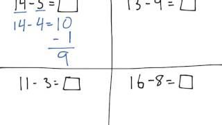 [1.OA.6-3.0] Add/Sub within 20 - Common Core Standard