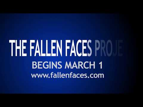 The Fallen Faces Project