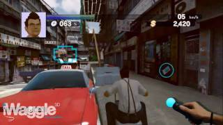 iWatch | Kung Fu Rider PlayStation Move Analysis