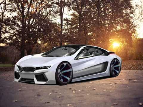 bmw i8 virtual tuning photoshop tuning youtube. Black Bedroom Furniture Sets. Home Design Ideas