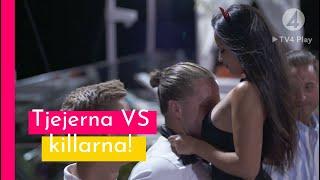 Download Tjejerna tävlar mot killarna i sexig dans! - Love Island Sverige 2019 Mp3