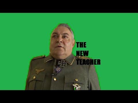 Goring is the new art teacher (Hitler Shorts 1)
