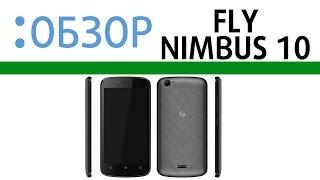 Fly Nimbus 10 (FS512) - видеообзор