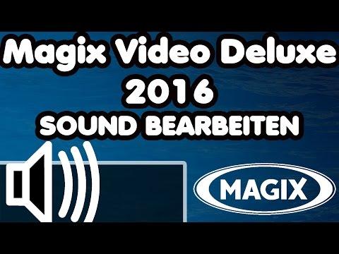 Magix Video Deluxe 2016 rauschen entfernen - Stimme verbessern - Sound bearbeiten