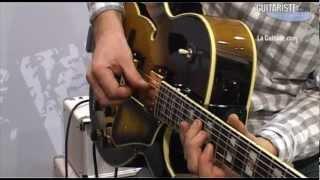 [Musik Messe 2012] Ibanez LGB300 Georges Benson signature