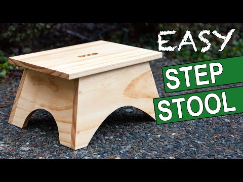 easy-to-build-step-stool