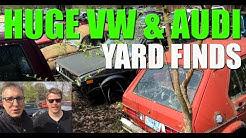 VW JUNKYARD FINDS
