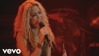 Shakira – Tú (from Live & Off the Record)