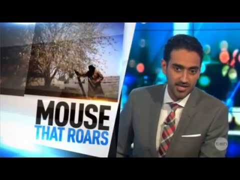 Waleed Aly from The Project get's Schooled on Islam (mirror)