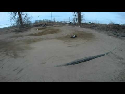 Track RC Laval coin 440/curé labelle Bashing/Fun