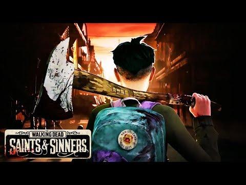 The Walking Dead: Saints & Sinners - Official Cinematic Release Date Trailer