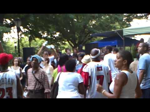 Fort Green Park Music Festival 07/10/2011- DJ Duce Martinez