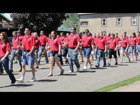 West Holmes High School Marching Knights