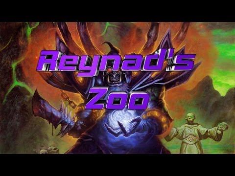 ¡Hora de Hearthstone! - Reynad's Zoo - Evolver