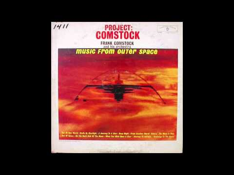 Frank Comstock & his orchestra - A Journey to a star