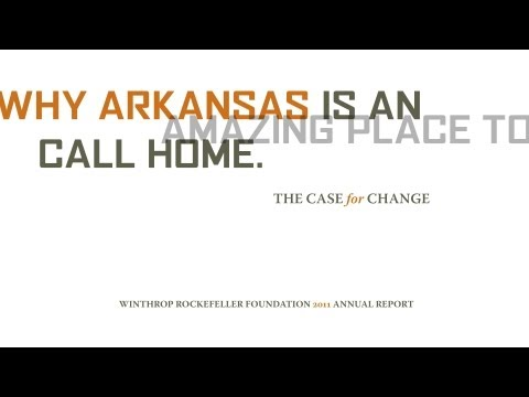 Why Arkansas?: The Case For Change